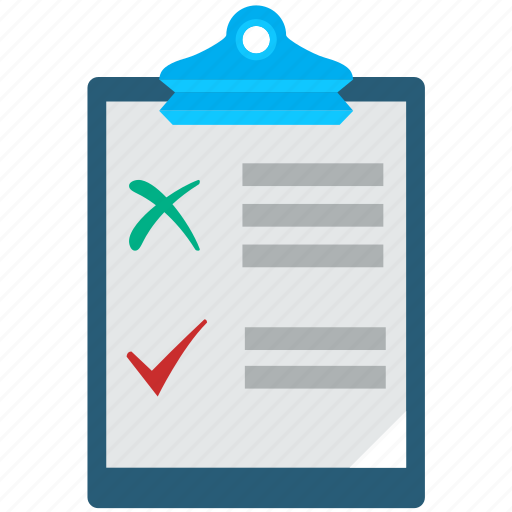 agreement, check list, docs, document, file, pad, report icon