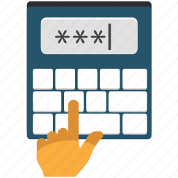 access, code, key, password, pwd, secure, security icon