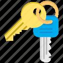 key, security, unlock, access keys, open lock, password, safety