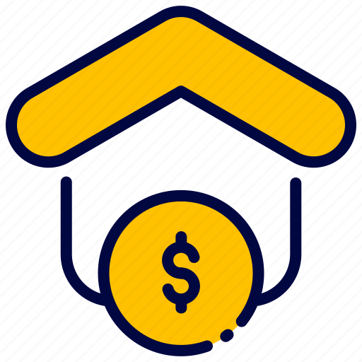 bukeicon, buy, dollar, home, house, realestate, sell icon