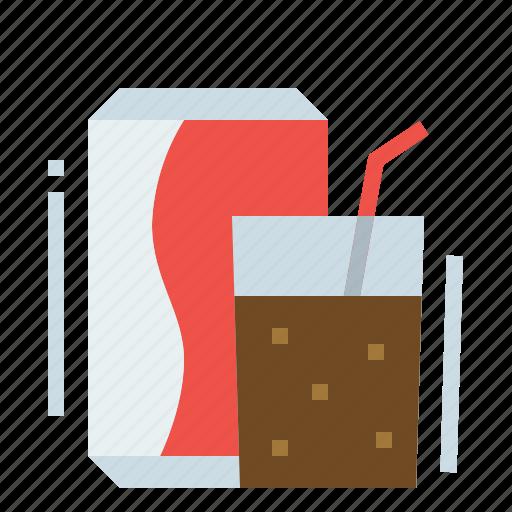 beverage, coke, cola, drink, restaurant icon
