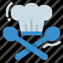 chef, cook, food, restaurant icon