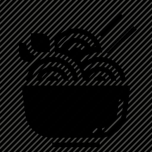 bowl, food, noodle, ramen, restaurant icon