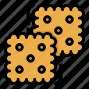 appetizer, food, restaurant, starter icon