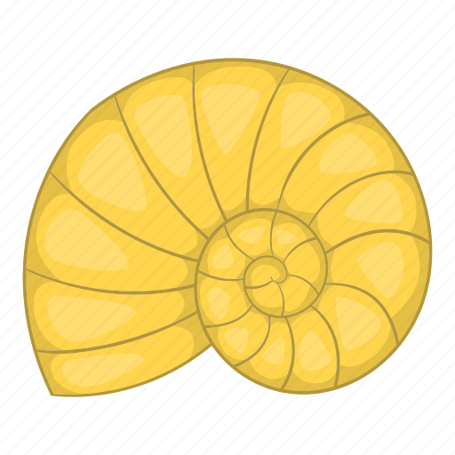 Beach, cartoon, holiday, sand, shell, summer, travel icon - Download on Iconfinder