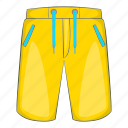 beach, breeches, cartoon, holiday, sand, summer, travel icon