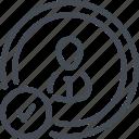 approve, check, employee, hire, person, recruitment, user icon