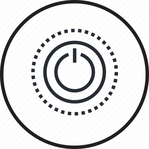 consumption, energy, environment, line, recycling icon