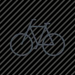 bicycle, bike, city, eco care, ecology, sustainable transport, urban icon