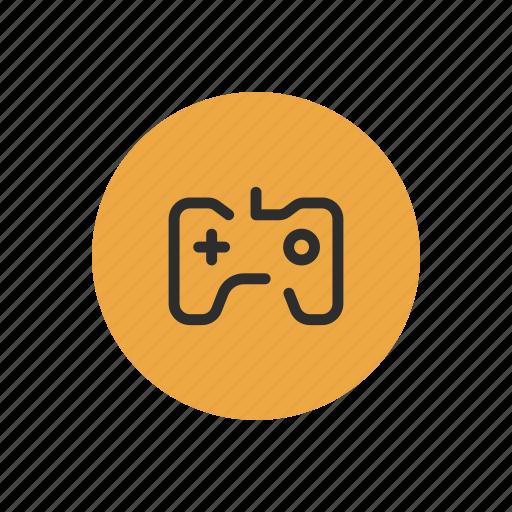 game, gamepad, gamer, gaming, store icon
