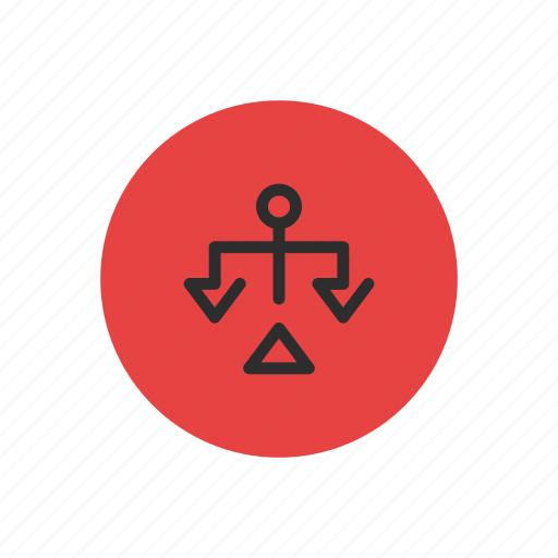 balance, court, equity, justice, law, scales, weights icon