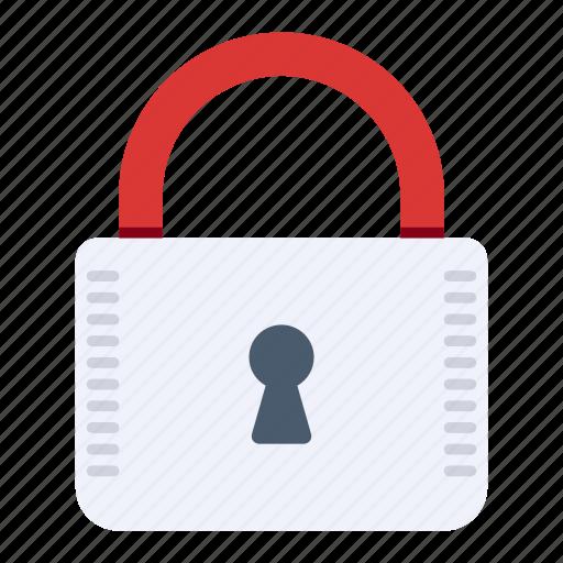 ban, block, lock, privacy, secure icon