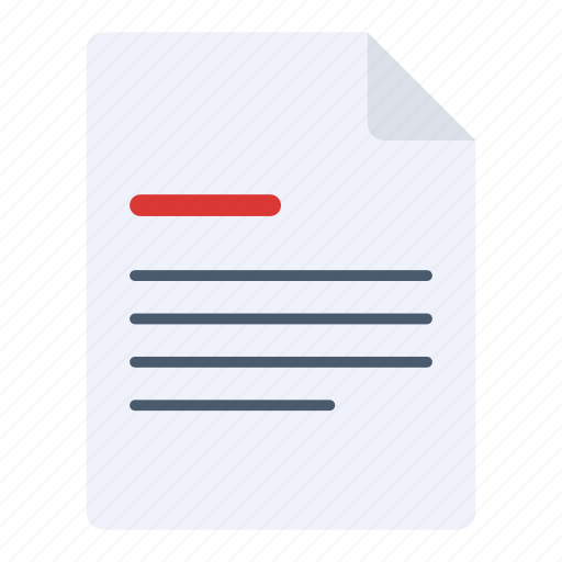 create, edit, empty, file, new icon