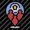 family, home, relocate, resettlement, settlement
