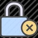 error password, forgot password, invalid, password icon