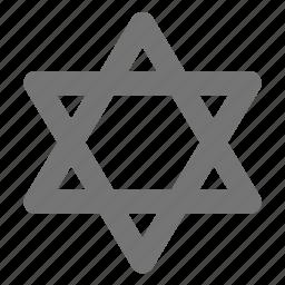 judaism, religion icon