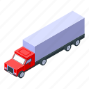 business, car, cartoon, delivery, isometric, silhouette, truck