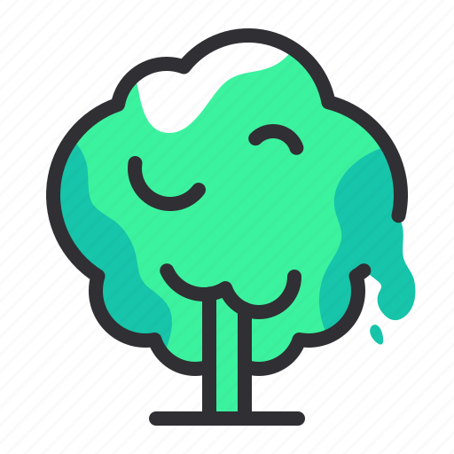 environment, forest, nature, plant, tree, trees icon