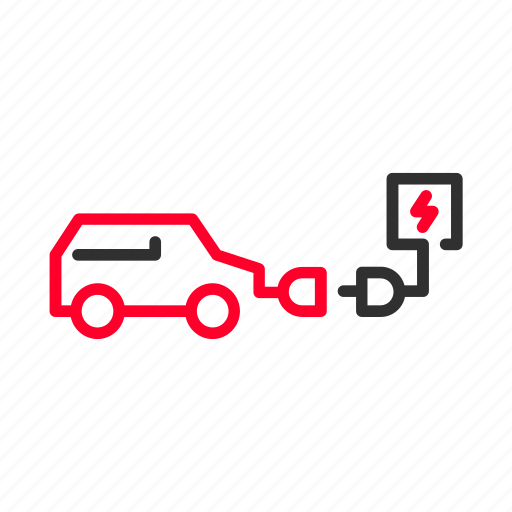 battery, car, charge, charger, charging, electric, recharging icon