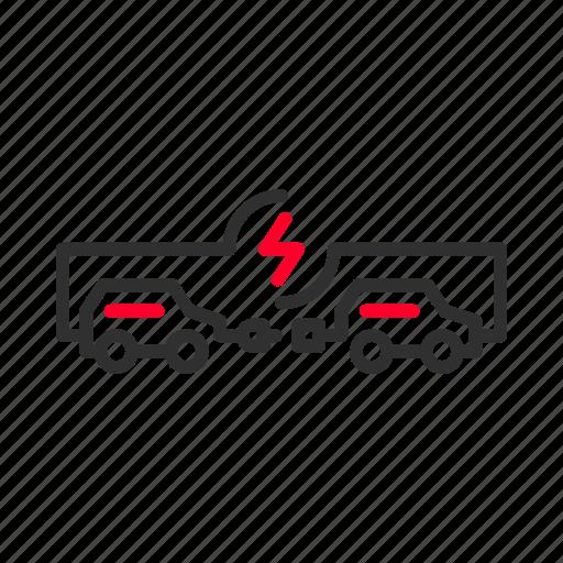 automobiles, cars, electric, future, tesla, traffic, vehicles icon