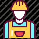 man, worker, profession, handyman
