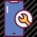 repair, smartphone, device, phone