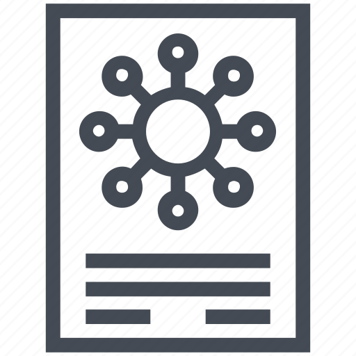 crosshair, marketing report, plan, report, target icon