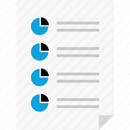 chart, graph, layout, page, pie, report, reports icon