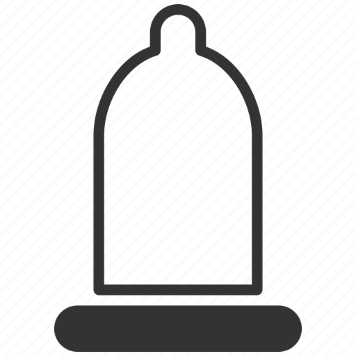 antivirus, condom, preservative, prophylactic, remedy, rubber, safety icon