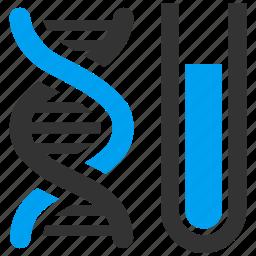 dna code, engineering, experiment, genetic analysis, genom, helix, science icon