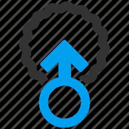 fertility, fertilization, fertilize, insemination, penetration, procreation, reproduction icon