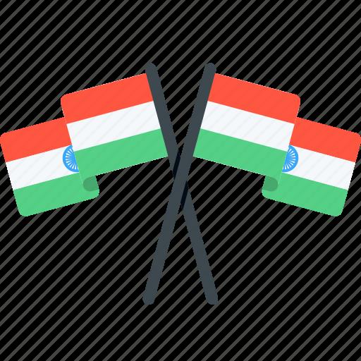 celebrate, flag, hosting, india, republic day, tiranga, tricolour icon