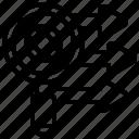 analysis, data, process, progress, projection icon