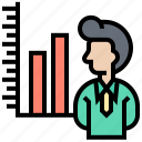 assessment, effective, evaluation, measures, results icon