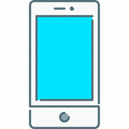 cell phone, device, iphone, mobile, smartphone, touch screen icon