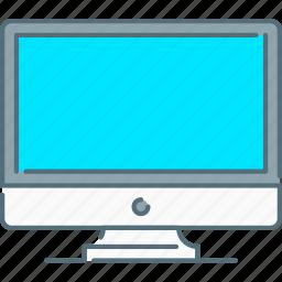 computer, device, monitor, pc, screen icon
