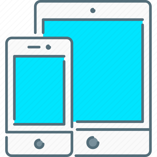 mobile, responsive design, responsive devices, smartphone, tablet, touch screen icon