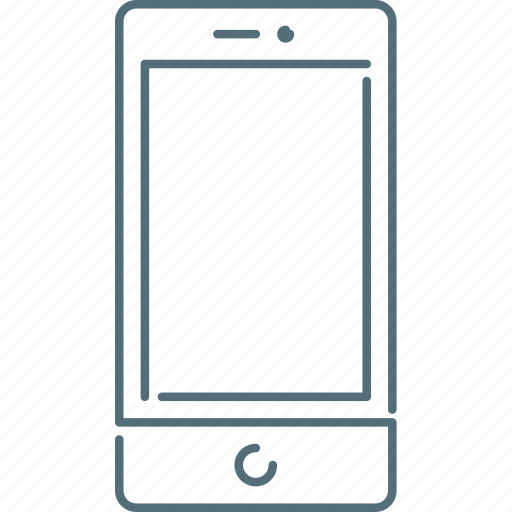cell phone, device, iphone, mobile, smartphone icon