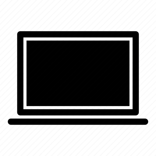 'Responsive design - Black screen - Black filled' by Guilhem Menard