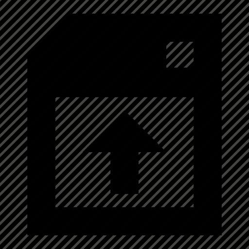 File sharing, file transfer, internet upload, upload file, uploading icon - Download on Iconfinder
