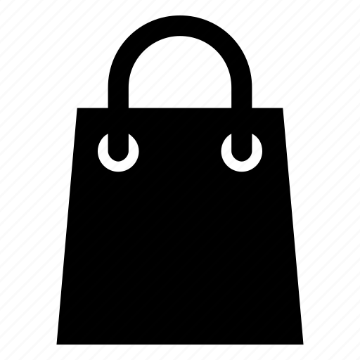 Bag, hand bag, hand carry, purse, shopping bag icon - Download on Iconfinder