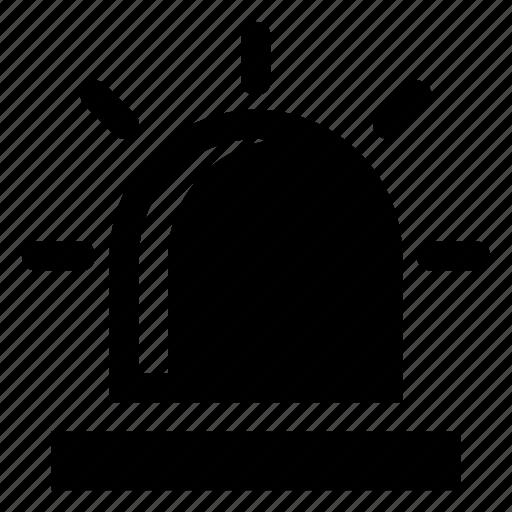 Alarm, ambulance, emergency sound, police, ring, siren icon - Download on Iconfinder