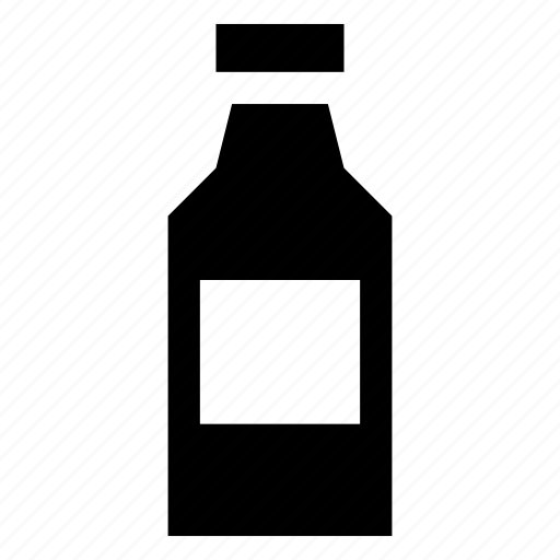 bottle, ketchup, liquid chocolate, sauce, syrup icon