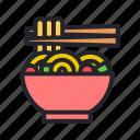 food, noodle, restaurant icon