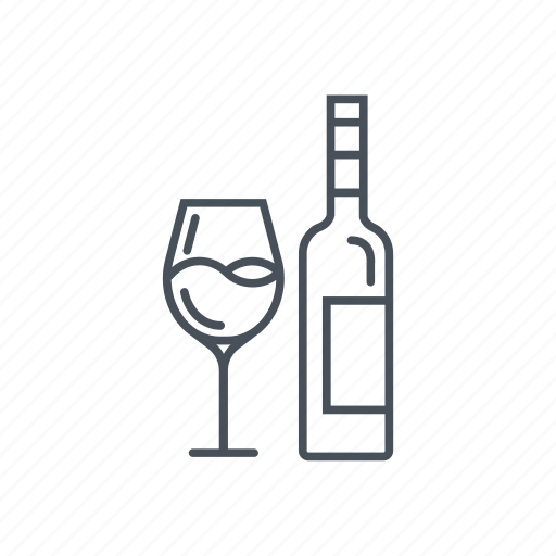 beverage, bottle, cup, drink, drinking, wine icon