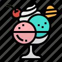 cream, cup, desert, ice, icecream