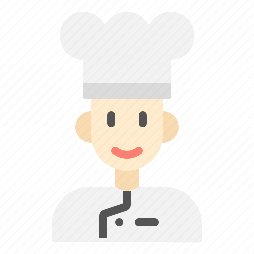 Chef, cook, cooking, profesional, restaurant icon - Download on Iconfinder