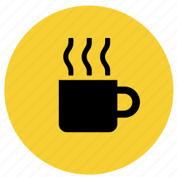 coffee, cup, drink, espresso, relax, restaurant, tea icon