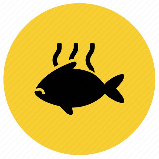 fish fry, food, fried fish, grilled fish, restaurant icon