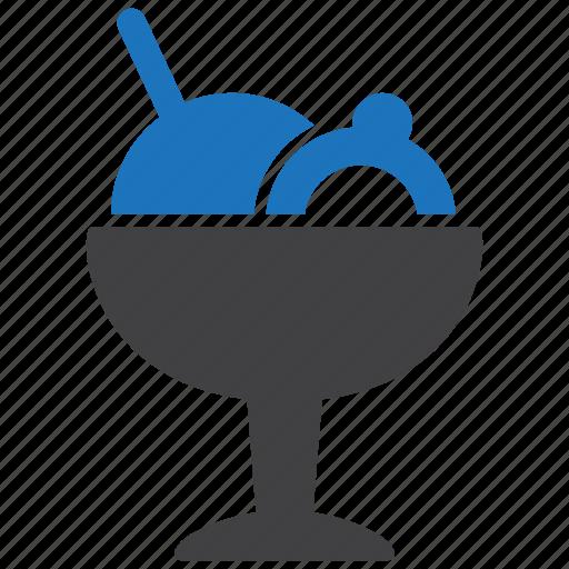 Cream, ice, dessert icon - Download on Iconfinder
